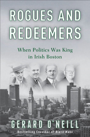 Rogues and Redeemers by Gerard O'Neill