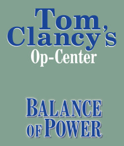 Tom Clancy's Op-Center #5: Balance of Power