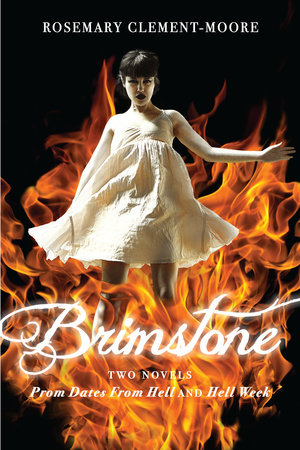 Brimstone by Rosemary Clement-Moore