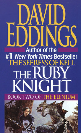 Ruby Knight by David Eddings
