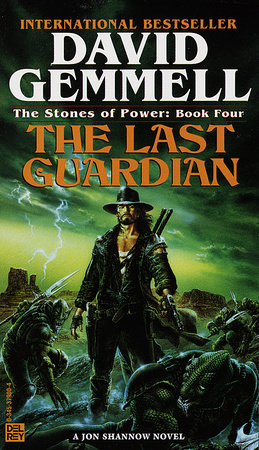 Last Guardian by David Gemmell