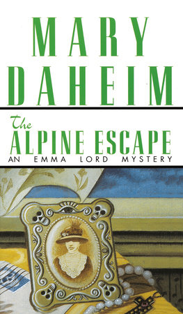 The Alpine Escape by Mary Daheim
