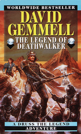 The Legend of the Deathwalker by David Gemmell
