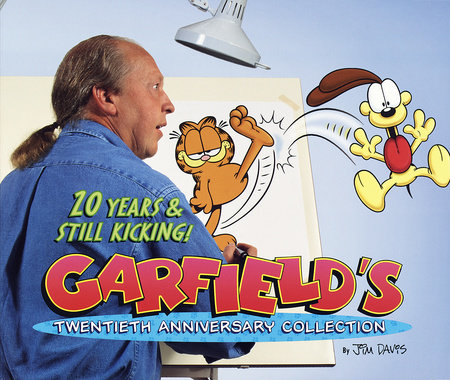 Garfield's Twentieth Anniversary Collection by Jim Davis