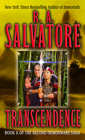 Transcendence by R. A. Salvatore