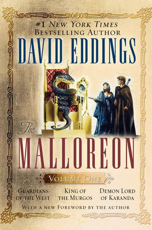 The Malloreon Volume One by David Eddings
