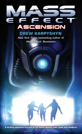 Mass Effect: Ascension by Drew Karpyshyn