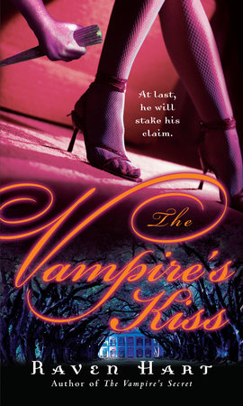 The Vampire's Kiss by Raven Hart