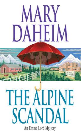 The Alpine Scandal by Mary Daheim