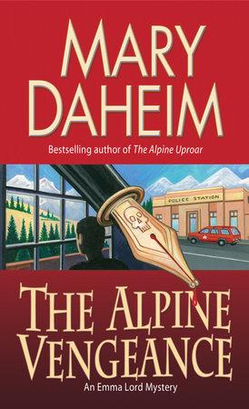 The Alpine Vengeance by Mary Daheim
