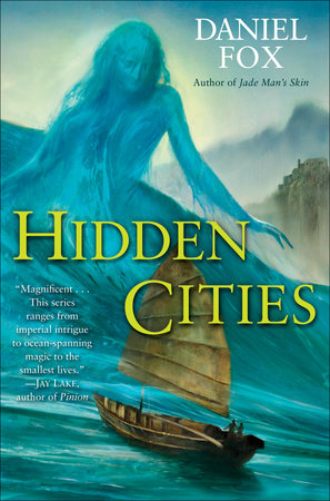 Hidden Cities by Daniel Fox