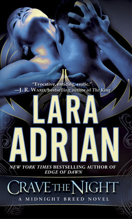 Crave the Night by Lara Adrian