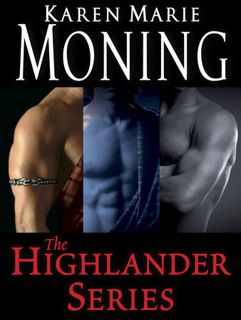 The Highlander Series 7-Book Bundle by Karen Marie Moning