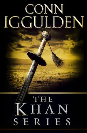The Khan Series 5-Book Bundle by Conn Iggulden