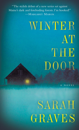 Winter at the Door by Sarah Graves