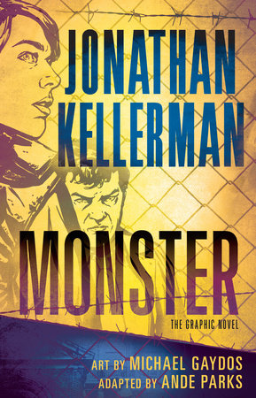 Monster (Graphic Novel) by Jonathan Kellerman