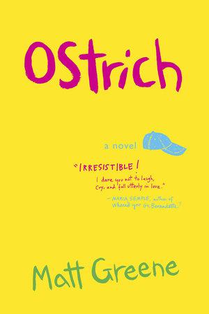 Ostrich by Matt Greene