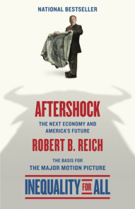 Aftershock(Inequality for All--Movie Tie-in Edition)