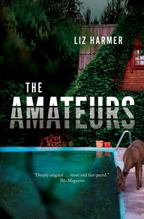 The Amateurs by Liz Harmer