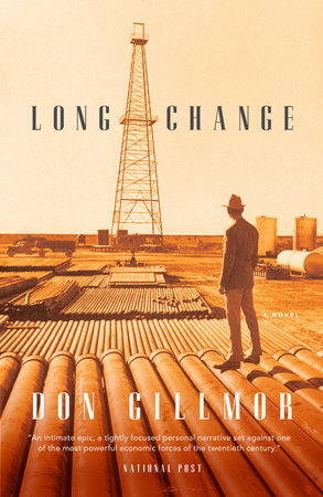 Long Change by Don Gillmor