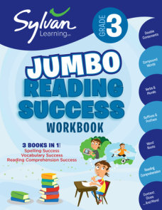 3rd Grade Jumbo Reading Success Workbook