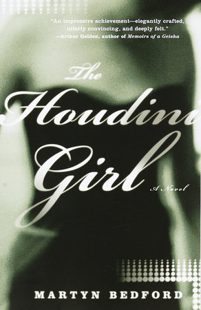 The Houdini Girl by Martyn Bedford