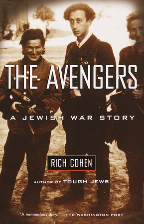The Avengers by Rich Cohen