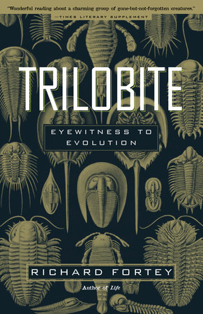 Trilobite by Richard Fortey