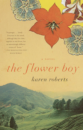 The Flower Boy by Karen Roberts