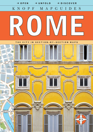 Knopf Mapguides: Rome by Knopf Guides