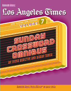 Los Angeles Times Sunday Crossword Omnibus, Volume 7