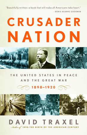Crusader Nation by David Traxel