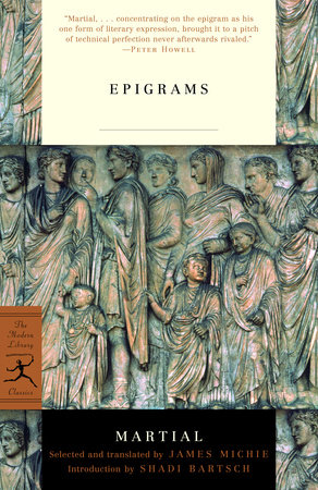 Epigrams by Martial