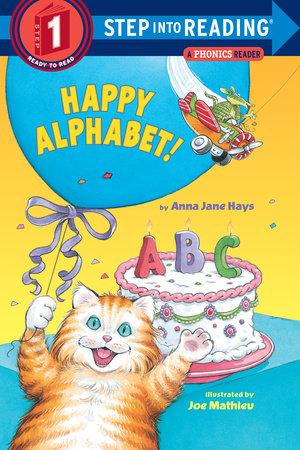 Happy Alphabet! by Anna Jane Hays