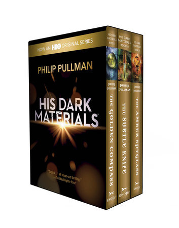 His Dark Materials 3-Book Trade Paperback Boxed Set by Philip Pullman