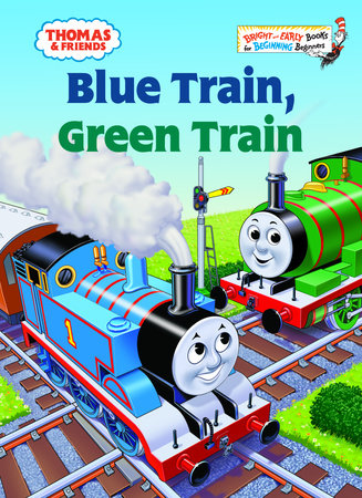 Thomas & Friends: Blue Train, Green Train (Thomas & Friends) by Rev. W. Awdry
