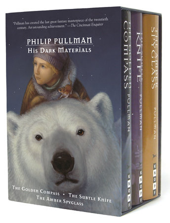 His Dark Materials 3-Book Hardcover Boxed Set by Philip Pullman