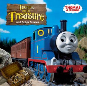 Thomas and the Treasure (Thomas & Friends)