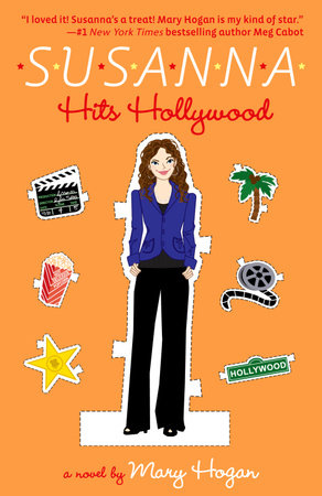 Susanna Hits Hollywood by Mary Hogan