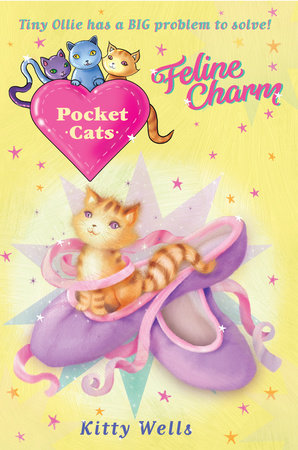 Pocket Cats: Feline Charm by Kitty Wells