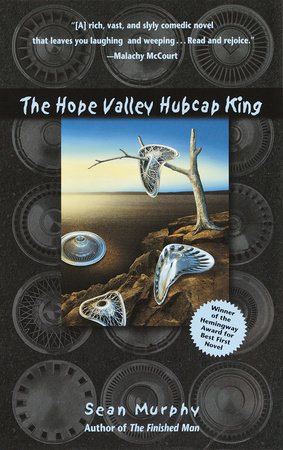 The Hope Valley Hubcap King by Sean Murphy