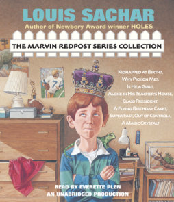 The Marvin Redpost Series Collection