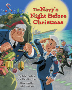 The Navy's Night Before Christmas