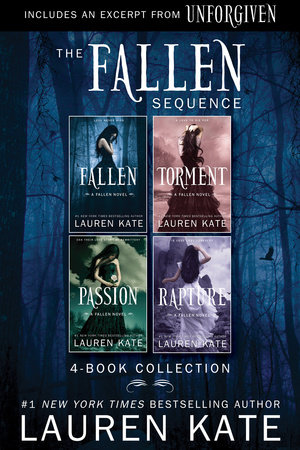 The Fallen Series: 4-Book Collection by Lauren Kate |  PenguinRandomHouse com: Books