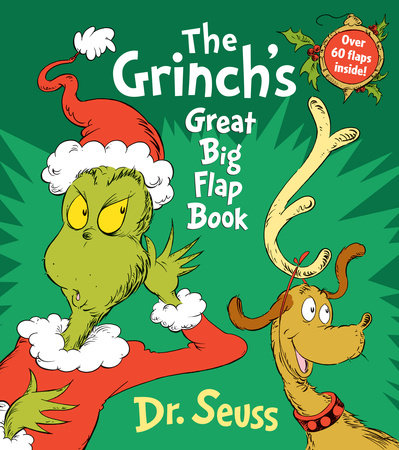 The Grinch's Great Big Flap Book by Dr. Seuss