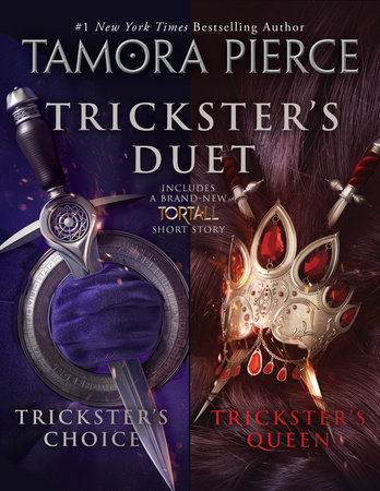 Trickster's Duet by Tamora Pierce