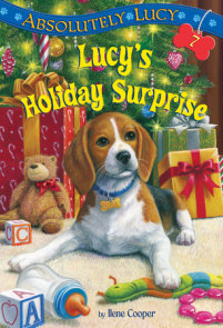 Absolutely Lucy #7: Lucy's Holiday Surprise
