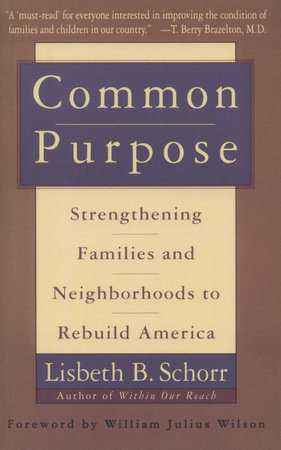 Common Purpose by Lisbeth Schorr