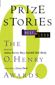 Prize Stories 1998