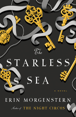 The Starless Sea Book Cover Picture